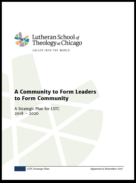 LSTC Strategic Plan
